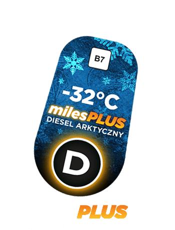 milesPLUS diesel arktyczny