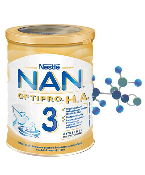 NAN OPTIPRO<sup>®</sup> H.A. 3