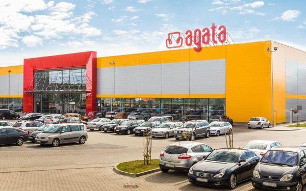 Firma meblowa Agata S.A. wspiera walkę z epidemią