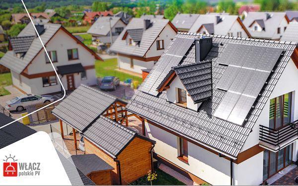 Domy energooszczędne z fotowoltaiką. Bruk-Bet Solar