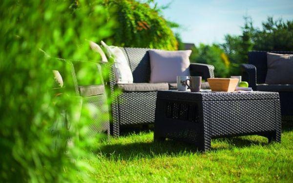 Meble ogrodowe z recyklingu - modne, wytrzymałe i trwałe!