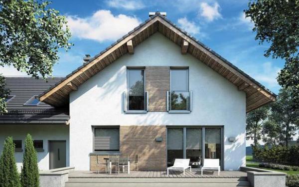 Kształt dachu a wielkość poddasza